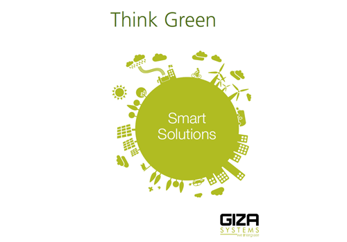 Think Green Brochure